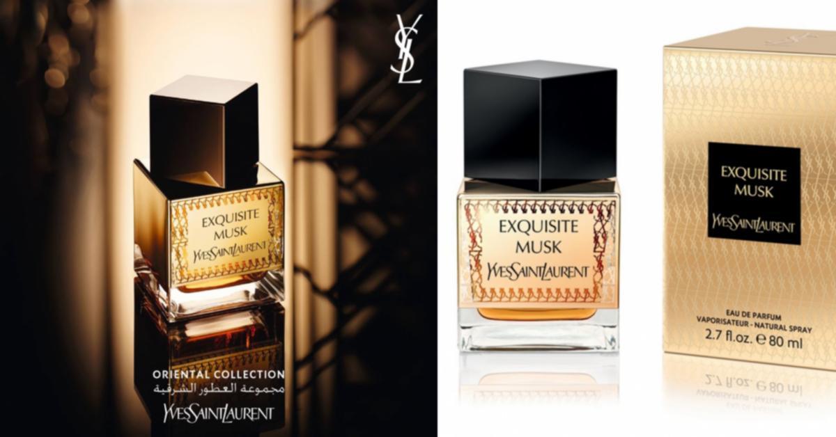 2302b3f7271 Yves Saint Laurent Oriental Collection Exquisite Musk ~ New Fragrances