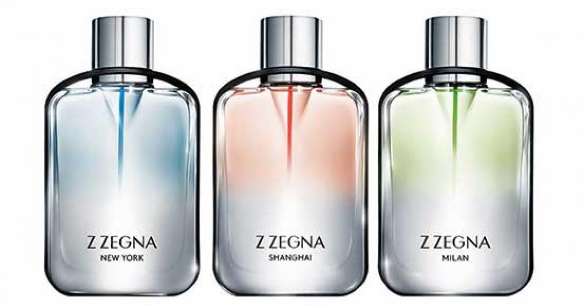 2db9d88dbc3b2 Ermenegildo Zegna - Z Zegna Cities ~ New Fragrances