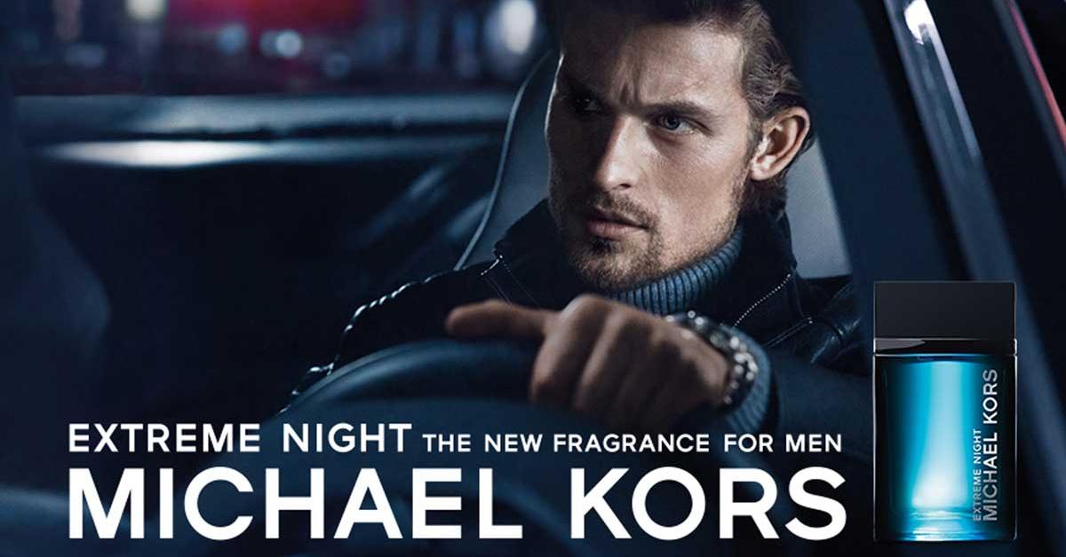 Michael Kors Extreme Night ~ New Fragrances