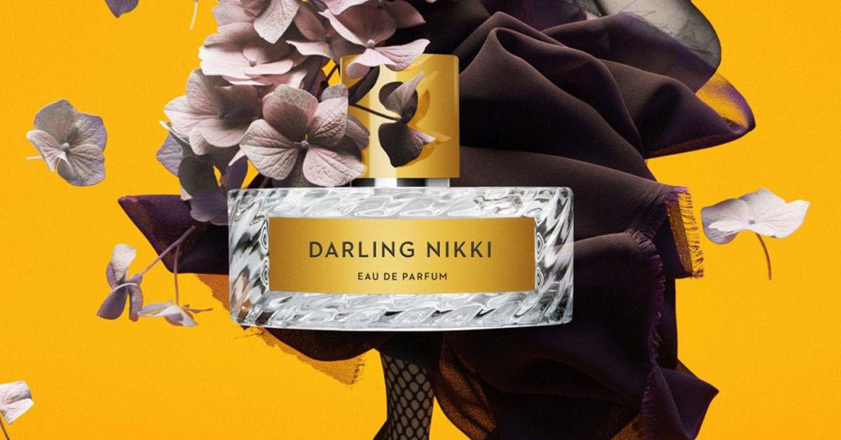 Kết quả hình ảnh cho darling NIKKI vilhelm parfumerie