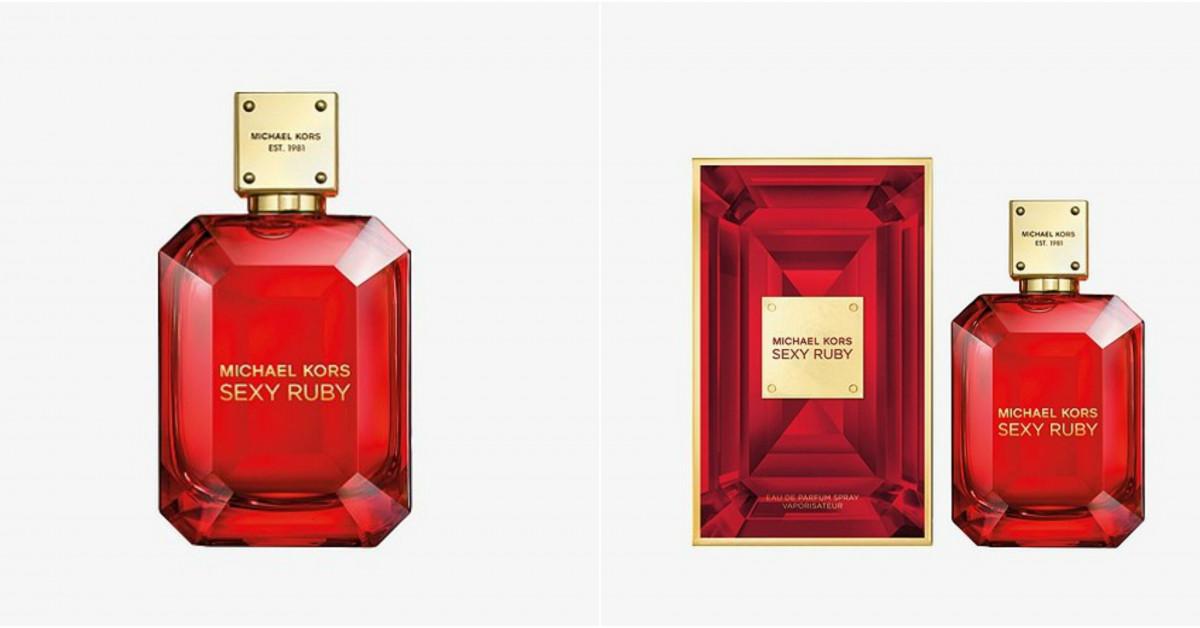 2cf6de9bc00f8 New from Michael Kors: Sexy Ruby Eau de Parfum ~ New Fragrances