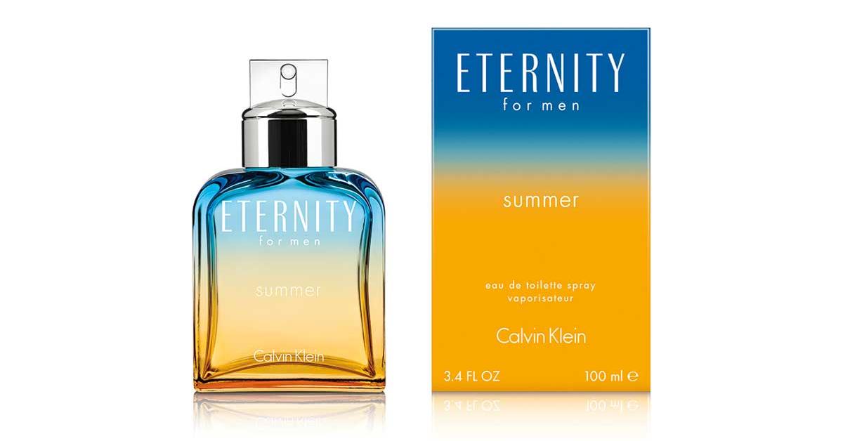 df7fb85a6 كالفن كلاين - Eternity Summer 2017 ~ إصدار جديد