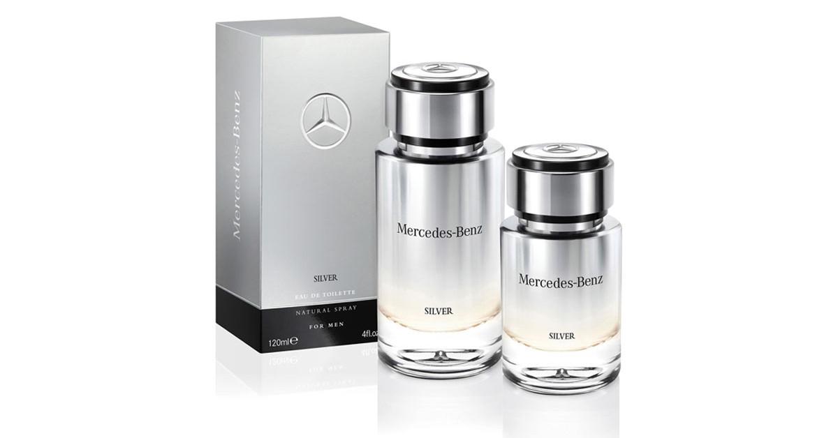 9c0825469 العطر الجديد من مرسيدس بنز للرجال - Silver for Men ~ إصدار جديد