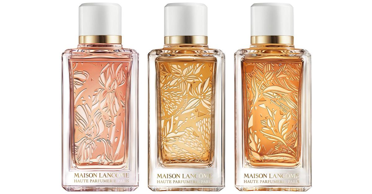 eaf5aae56 Lancôme Les Parfums Grands Crus: Iris Dragées, Oranges Bigarades, Santal  Kardamon العطور الجديدة من لانكوم ~ إصدار جديد