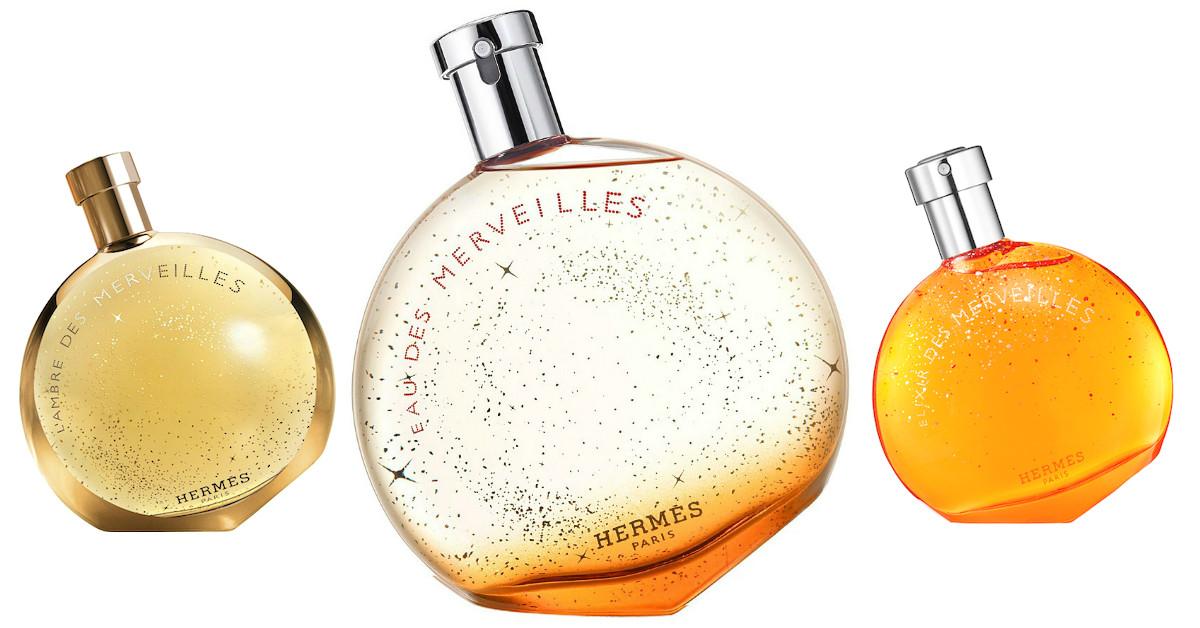 152d0aecf العطر الأصلي مقارنة بالإصدارات: Eau des Merveilles, Elixir des Merveilles,  Ambre des Merveilles ~ العطور الأصلية والإصدارات