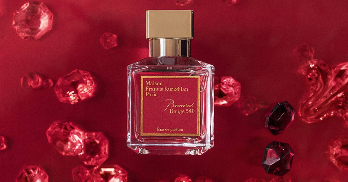 4610cdfa5 Baccarat Rouge 540 Maison Francis Kurkdjian: حلو، مرير ومالح ~ مقالات عطرية