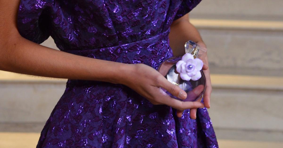 باميلا رولاند تكشف عن عطرها الفاخر ~ إصدار جديد