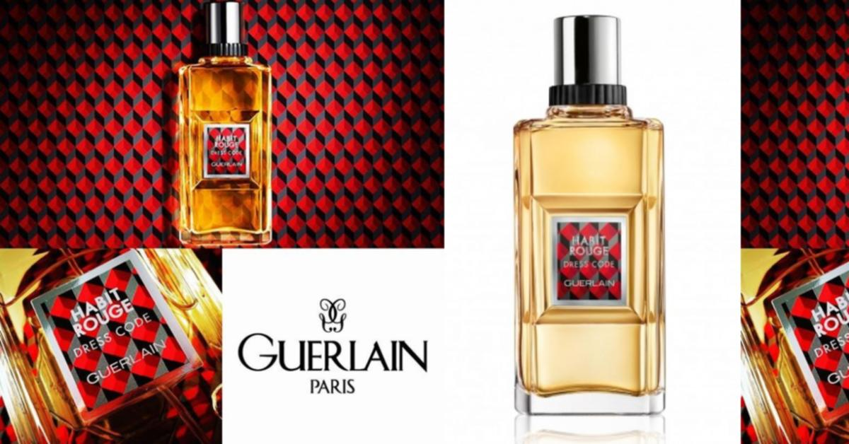 06dcf939a Guerlain Habit Rouge Dress Code ~ إصدار جديد