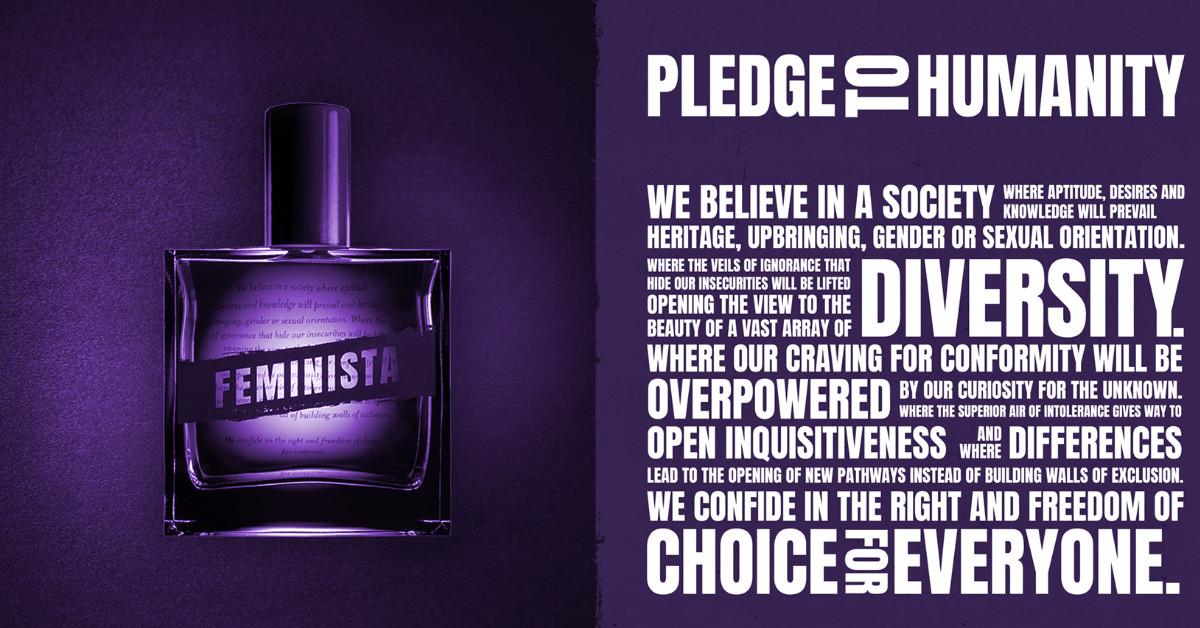 Feminista Das Erste Parfum Mit Politischer Message Duftneuheiten