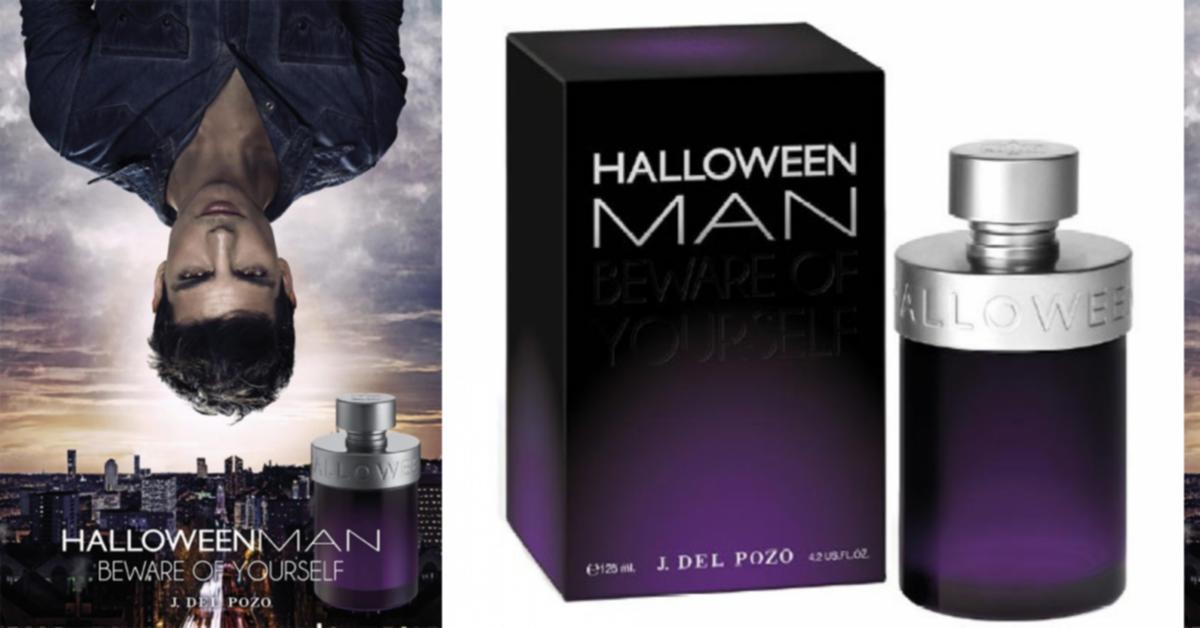 Jesús del Pozo Halloween Man ~ Nuevas Fragancias