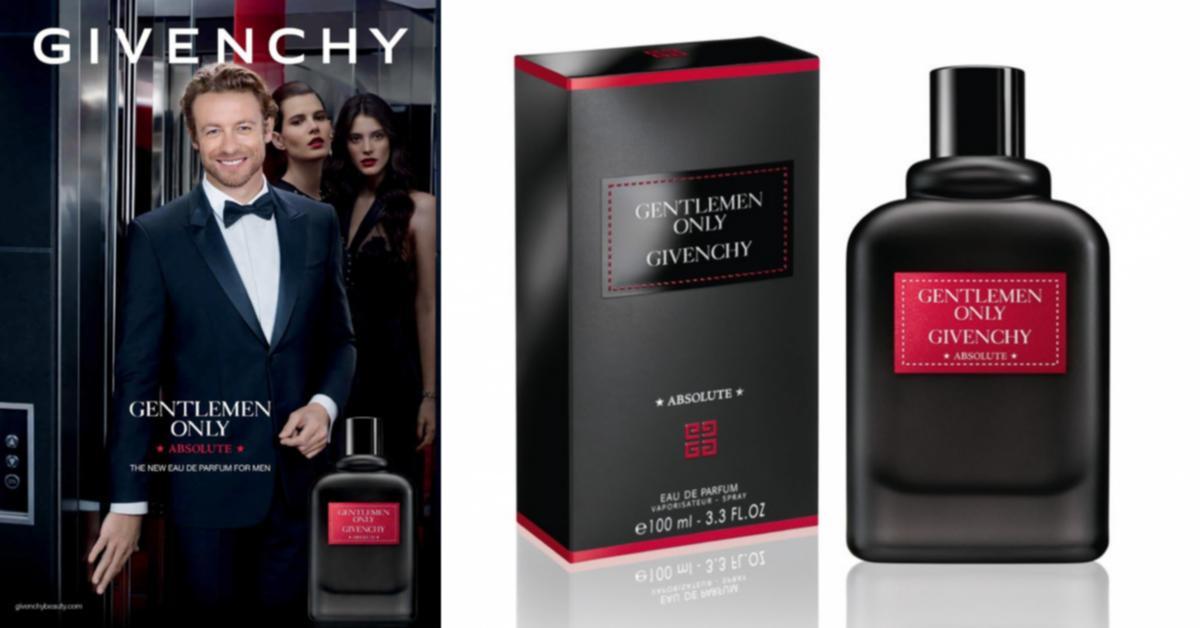 Absolute ~ Fragancias Givenchy Only Gentlemen Nuevas m80Nnw