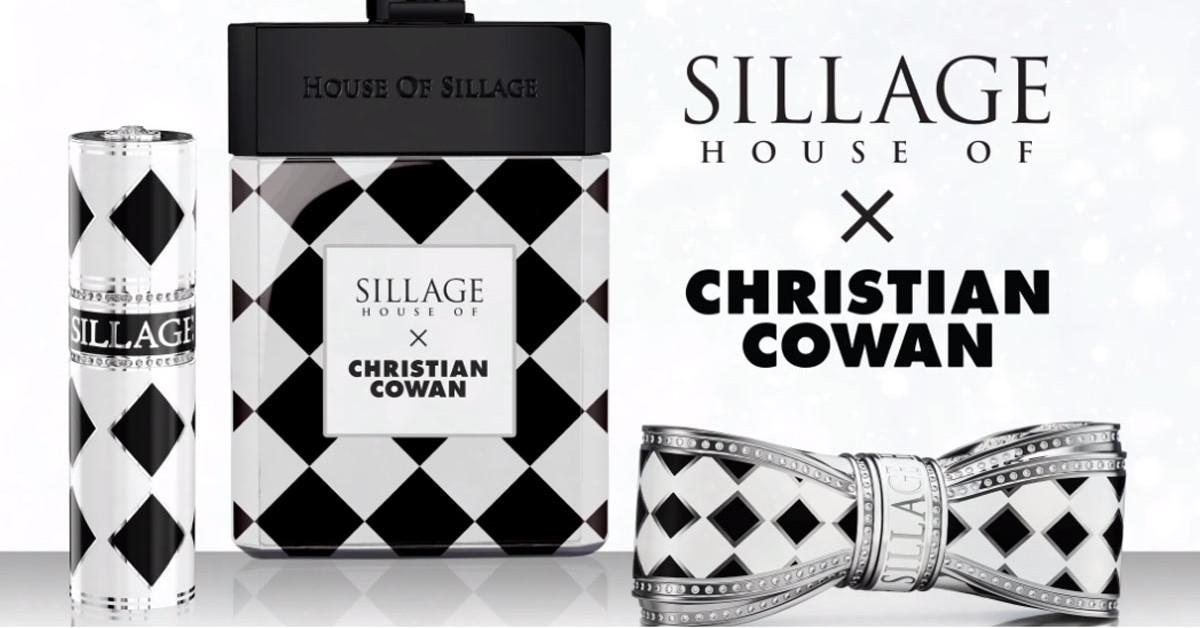 House Of Sillage Christian Cowan Collection ~ Fragrancias Nicho