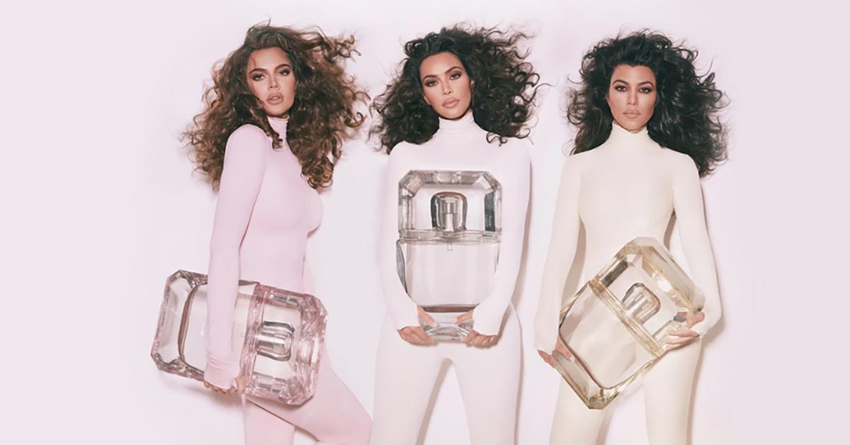 KKW FRAGRANCE Diamonds By Kourtney, Kim y Khloe Kardashian