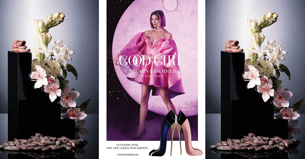 Good Girl Fantastic Pink Edición de Colección de Carolina