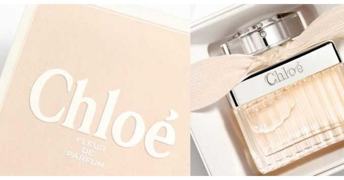 De Chloé Fleur ~ Nouveaux Parfum Parfums 34AjR5L