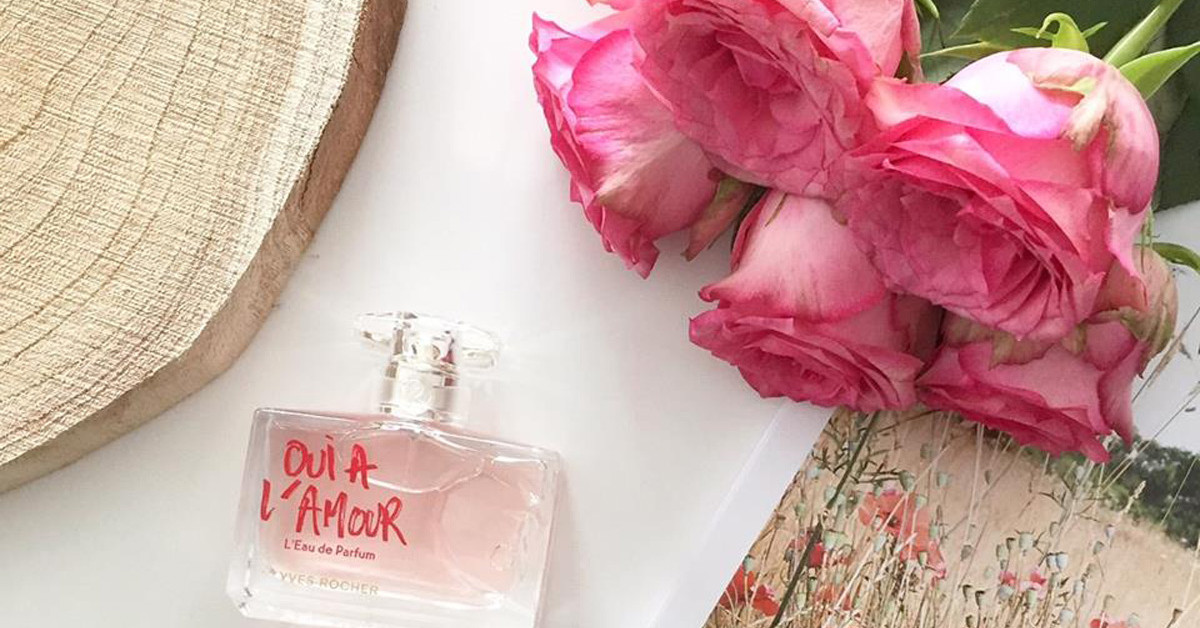 Szpumv ~ Rocher A Oui L'amour Parfums Nouveaux Yves OiTZXwkuPl