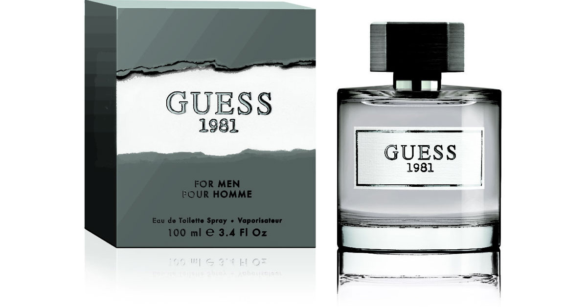 ~ Men Parfums 1981 Nouveaux Guess For WrdCoexB