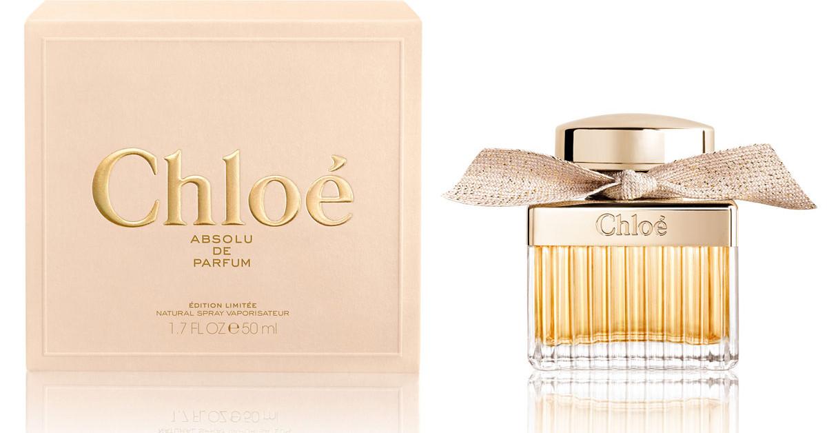 Chloé Absolu de Parfum ~ Nouveaux Parfums