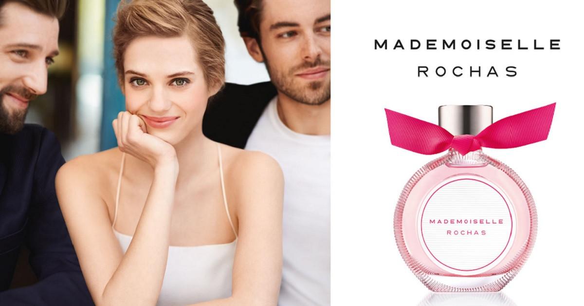 Eau Rochas Nouveaux Mademoiselle Toilette ~ De Parfums w0kX8nONPZ