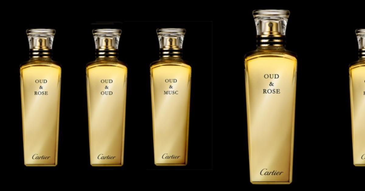 OudRoseMusc Heures ParfumOudamp; De Les Cartier EbWHD29YeI