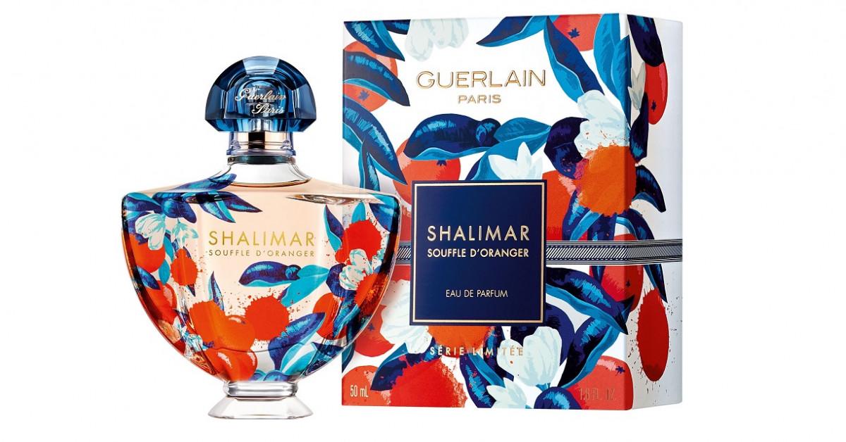 Shalimar Nouveaux Parfums ~ Guerlain Souffle D'oranger TOPZikXu