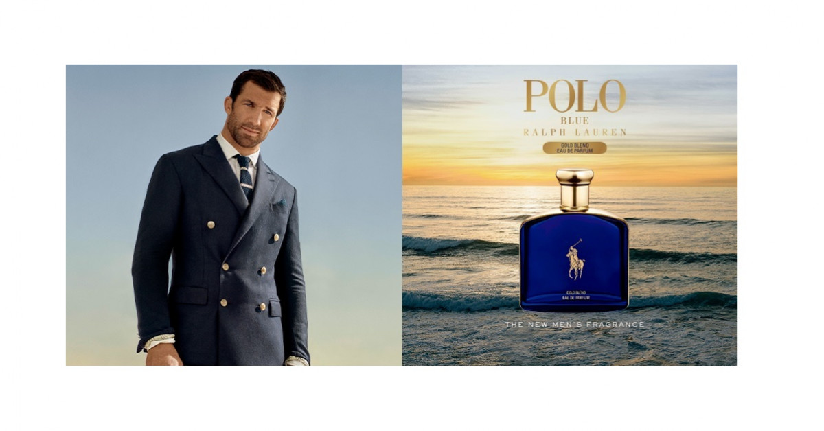 Blue Nouveaux Gold Blend Polo ~ Parfums Ralph Lauren pGUMVSzq