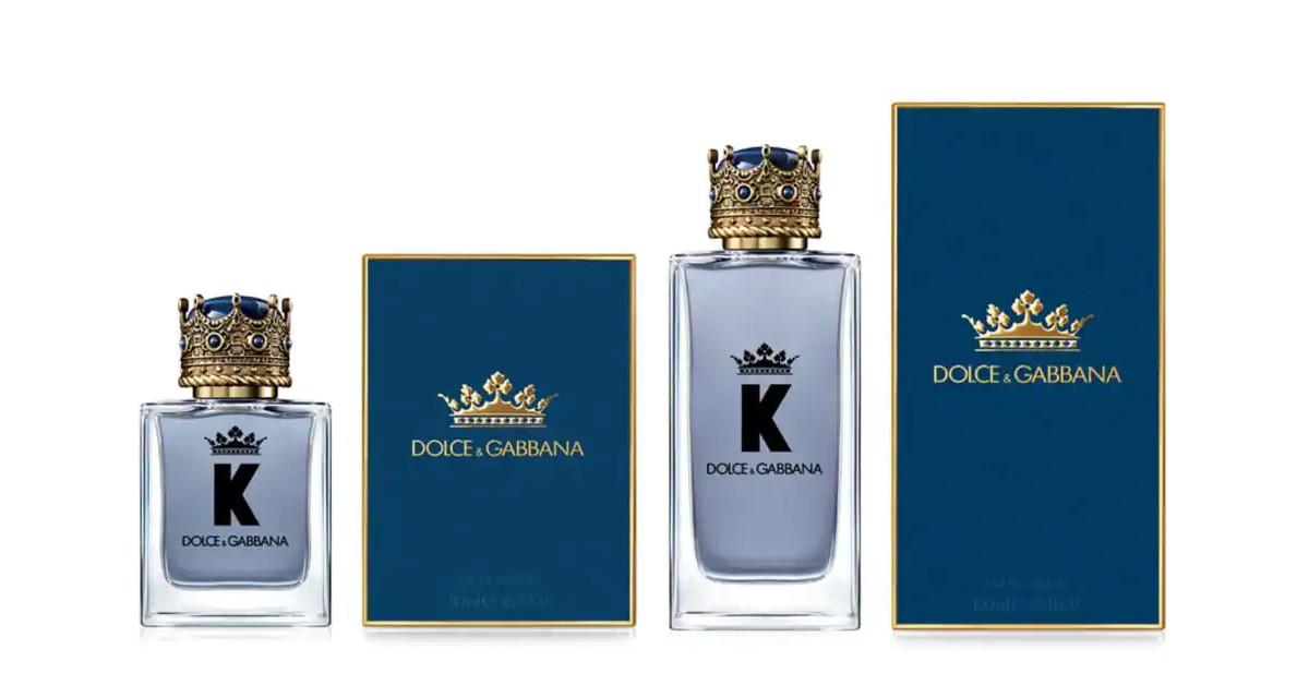 K de Dolce & Gabbana, nouveau parfum