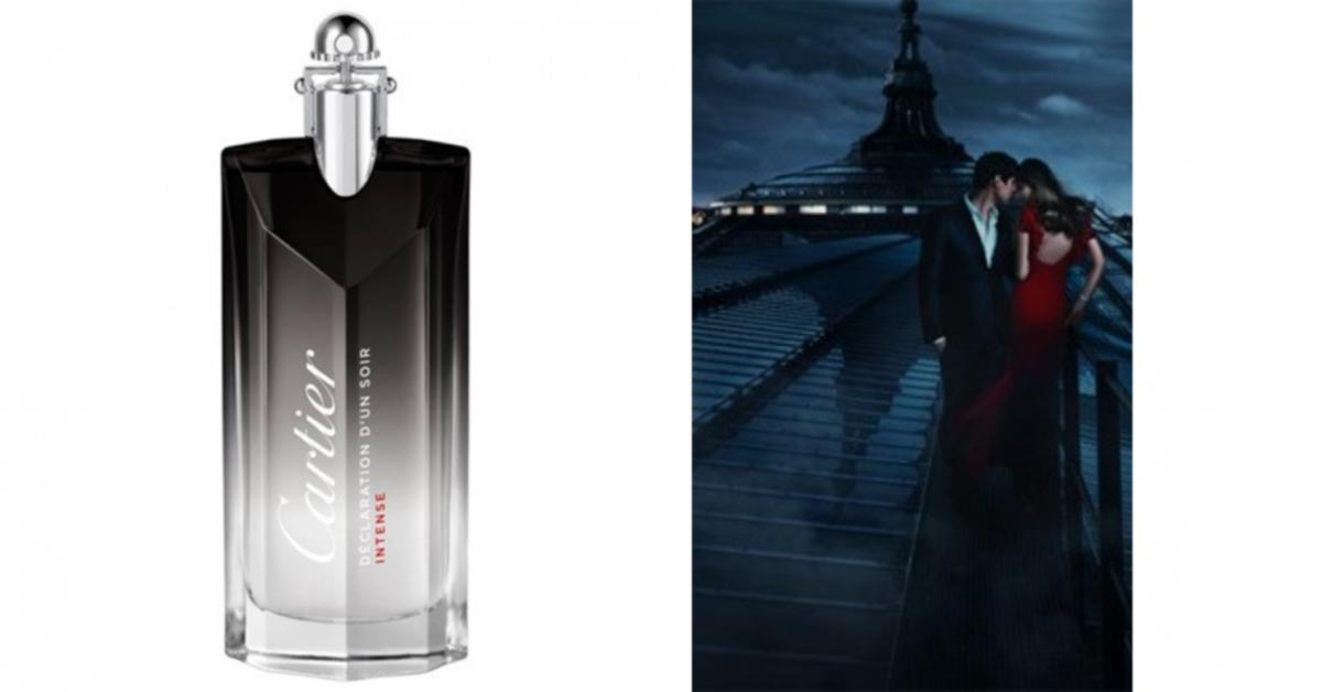 D'un ~ Cartier Nouveaux Parfums Soir Declaration Intense 34Lc5ARqjS