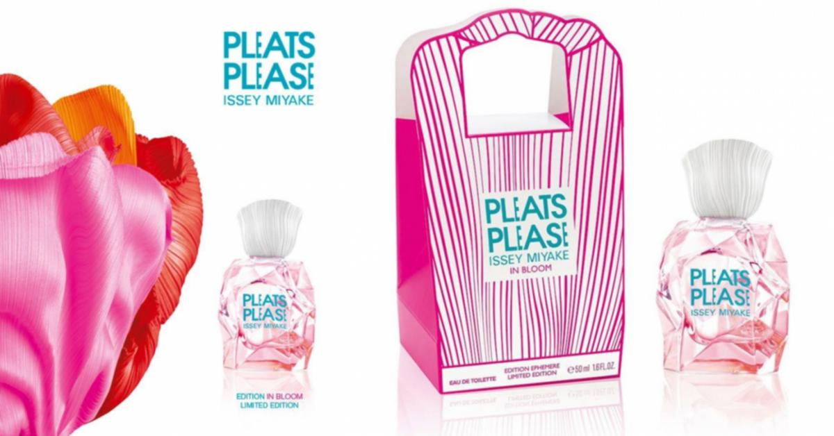 Parfums Issey Pleats In Please ~ Nouveaux Bloom Miyake UpqzGSVM