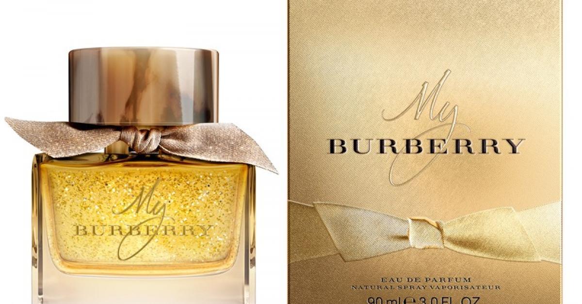 Nouveaux Burberry De Parfum Parfums My Eau Festive ~ oWdQCBrxe
