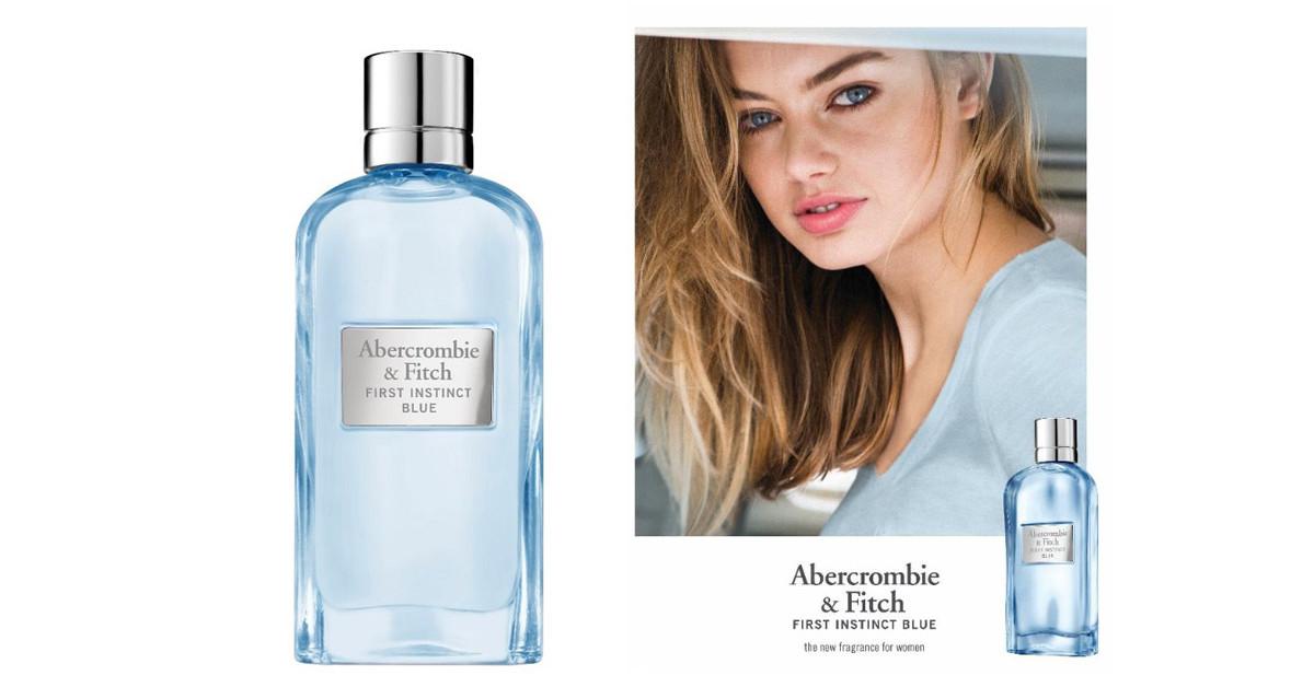 Abercrombie & Fitch First Instinct Blue for Her Eau 50 ml de Parfum edp Profumo Donna