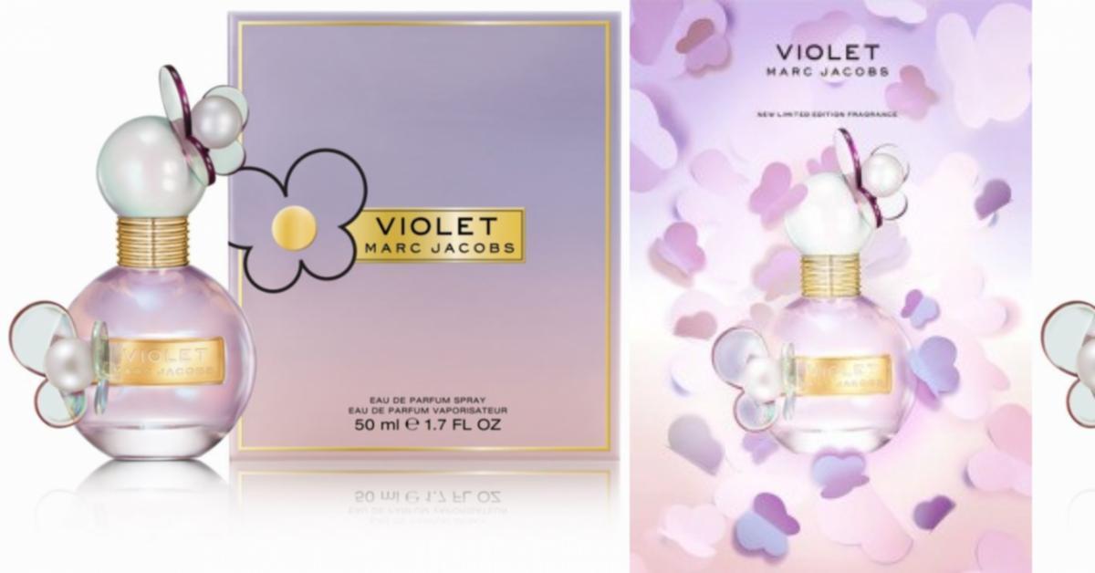 Marc Jacobs: Violet ~ Nieuwe Geuren