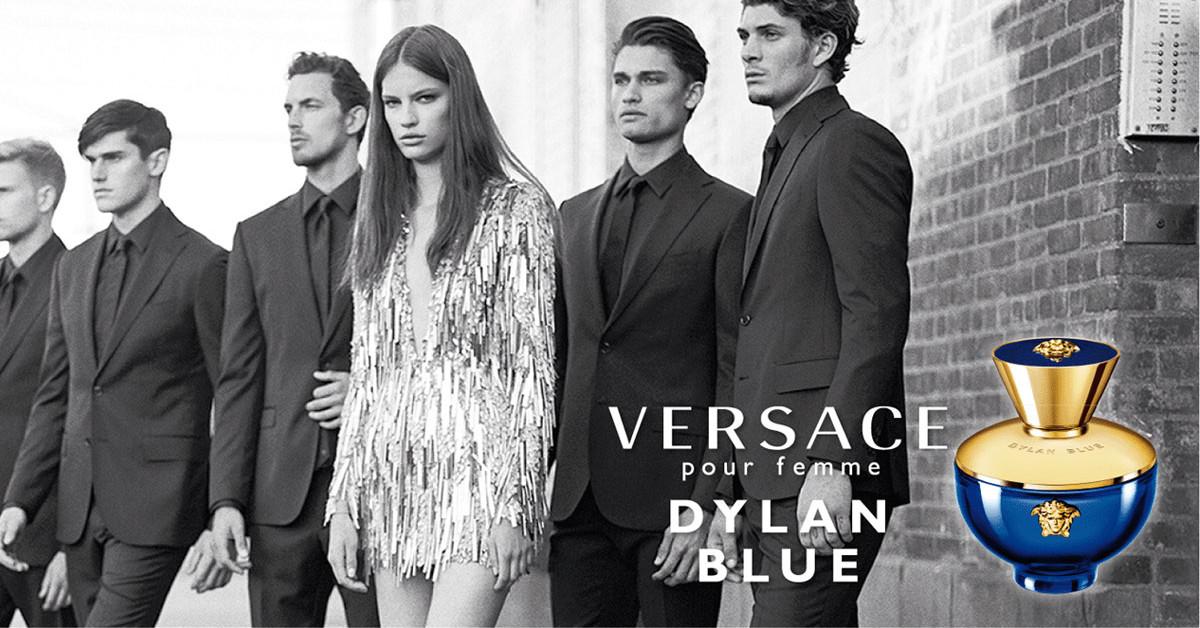 Versace Pour Femme Dylan Blue ~ Nieuwe Geuren