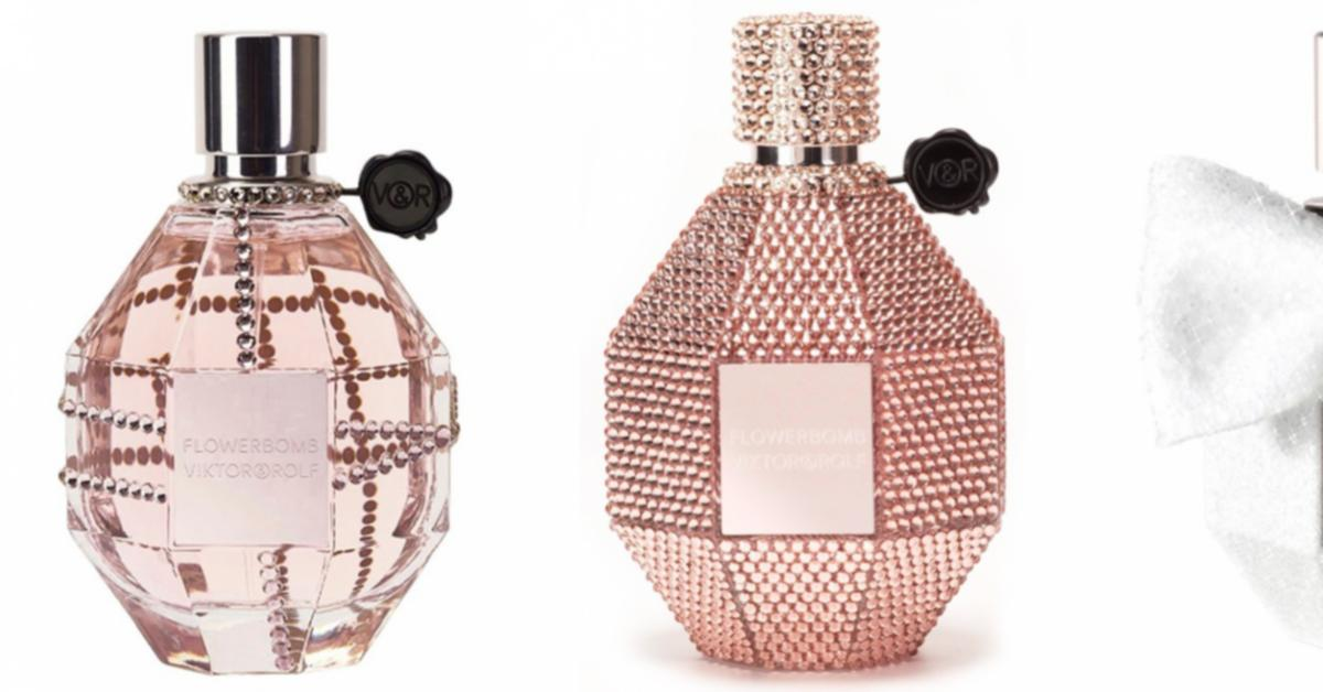 Viktor Rolf Flowerbomb Feest Edities Parfum In De Schijnwerpers