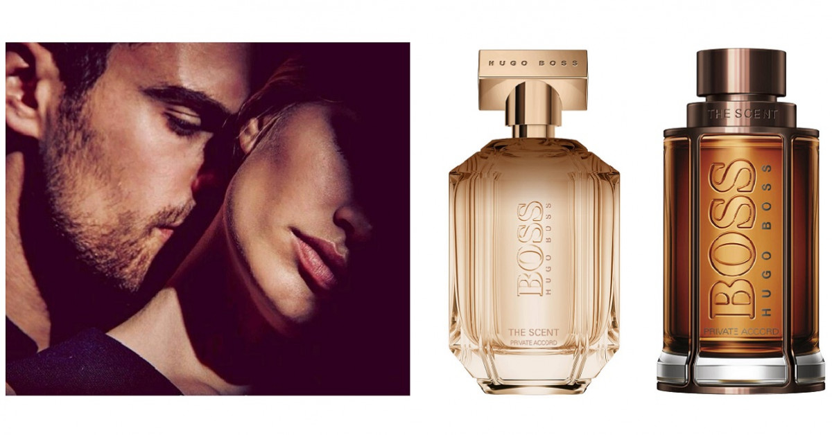 Hugo Boss Boss The Scent Private Accord For Him And Her Novas Fragrancias