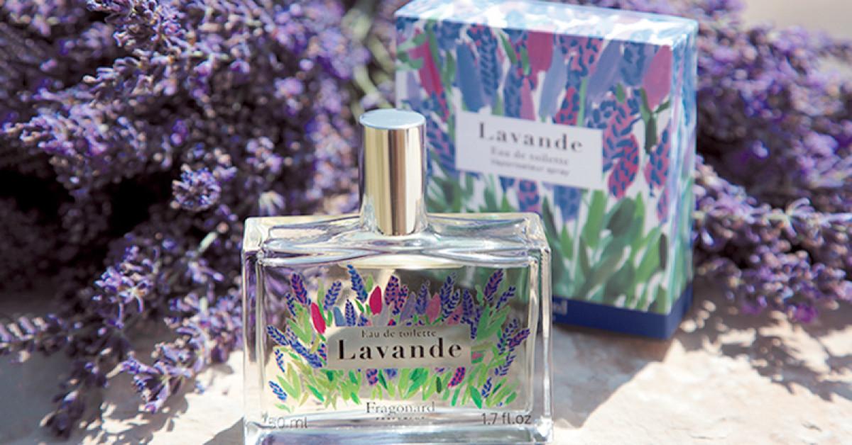 a4a34b99a5c A Flor do Ano da Fragonard é a Lavanda ~ Novas fragrâncias