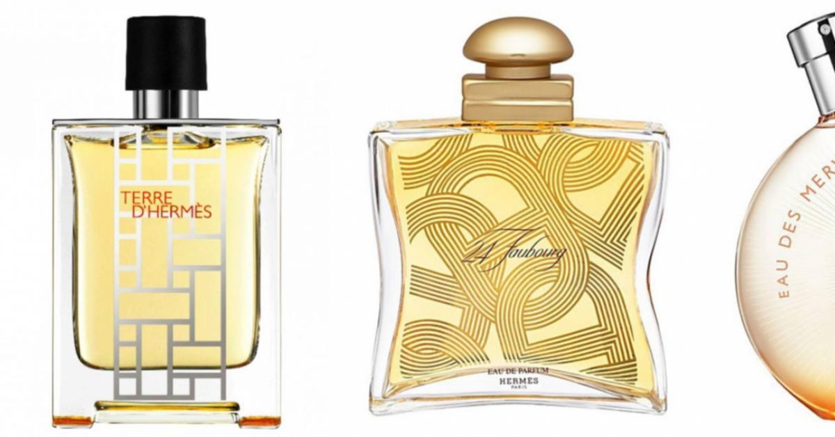 919184843c5 Edições Limitadas da Hermès ~ Novas fragrâncias