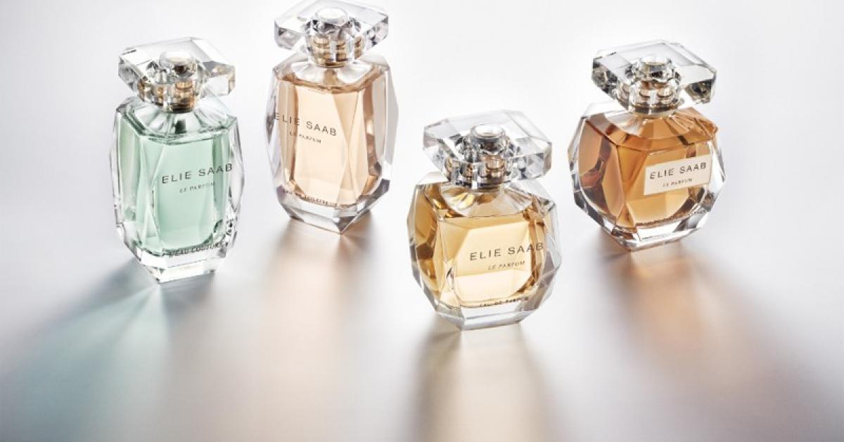 Elie Saab Le Parfum Leau Couture новые ароматы