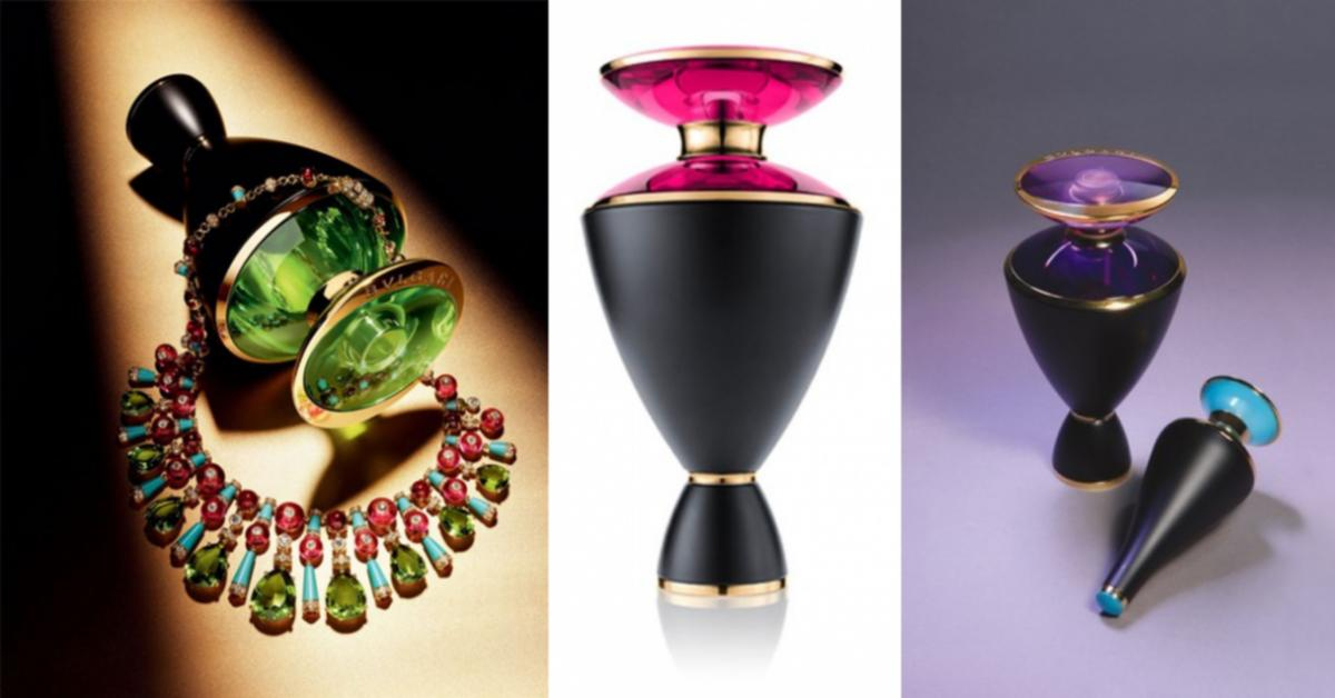 Bvlgari Le Gemme Collection Ashlemah Noorah Amarena Lilaia
