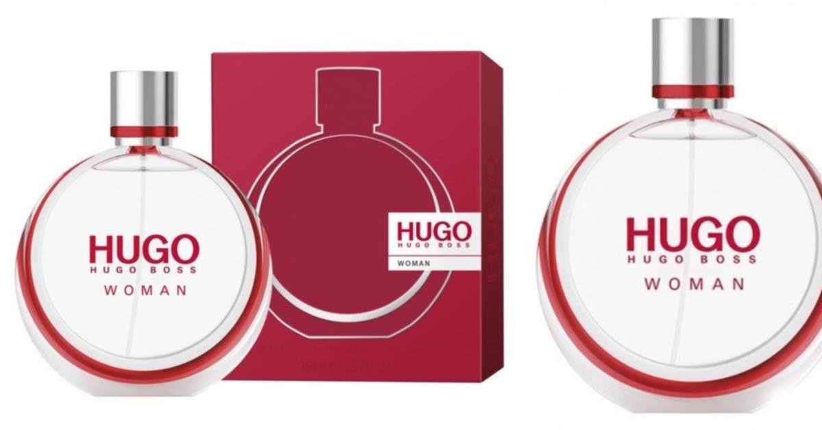 Hugo Boss Hugo Woman Eau De Parfum новые ароматы