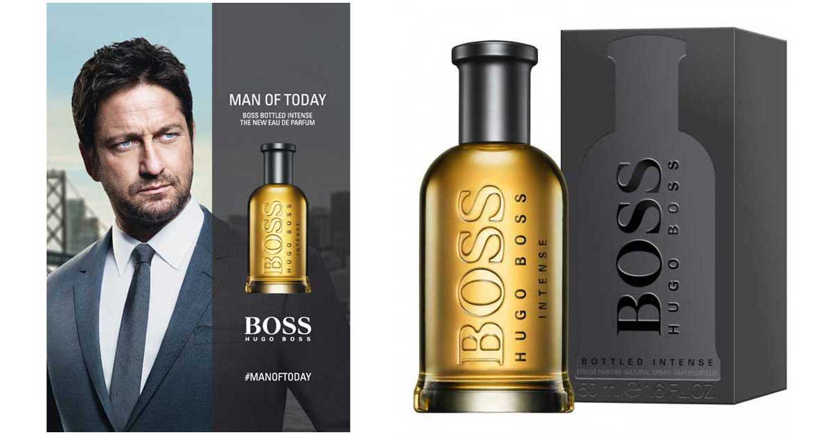 Hugo Boss Boss Bottled Intense Eau De Parfum новые ароматы