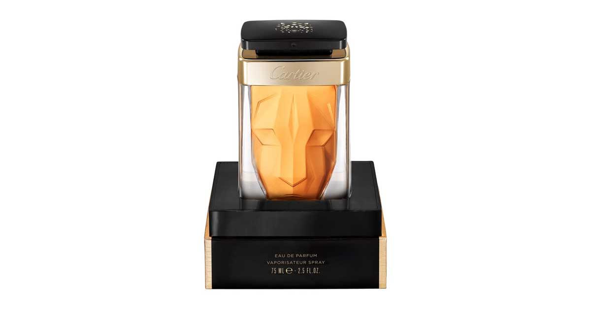 Cartier La Panthère Noir Absolu ~ Новые ароматы