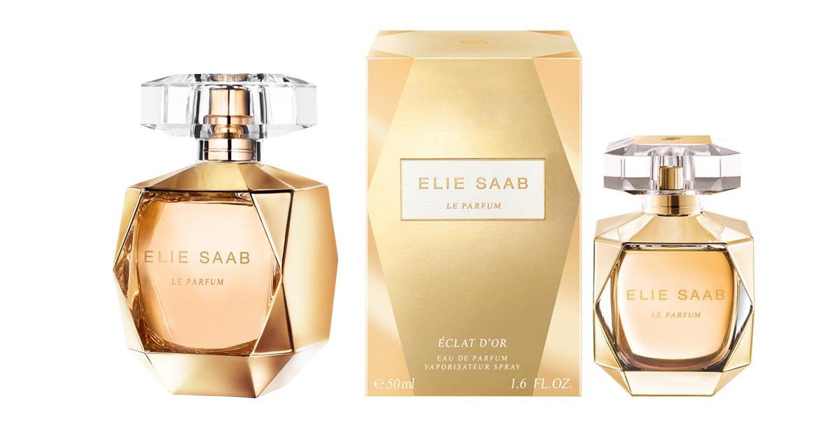 Elie Saab Le Parfum Eclat Dor новые ароматы