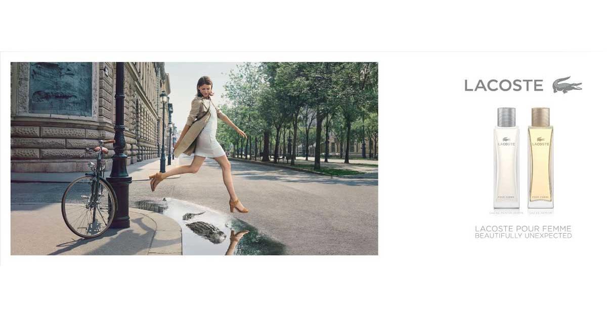 <b>Lacoste Pour Femme Légère</b> ~ Новые ароматы
