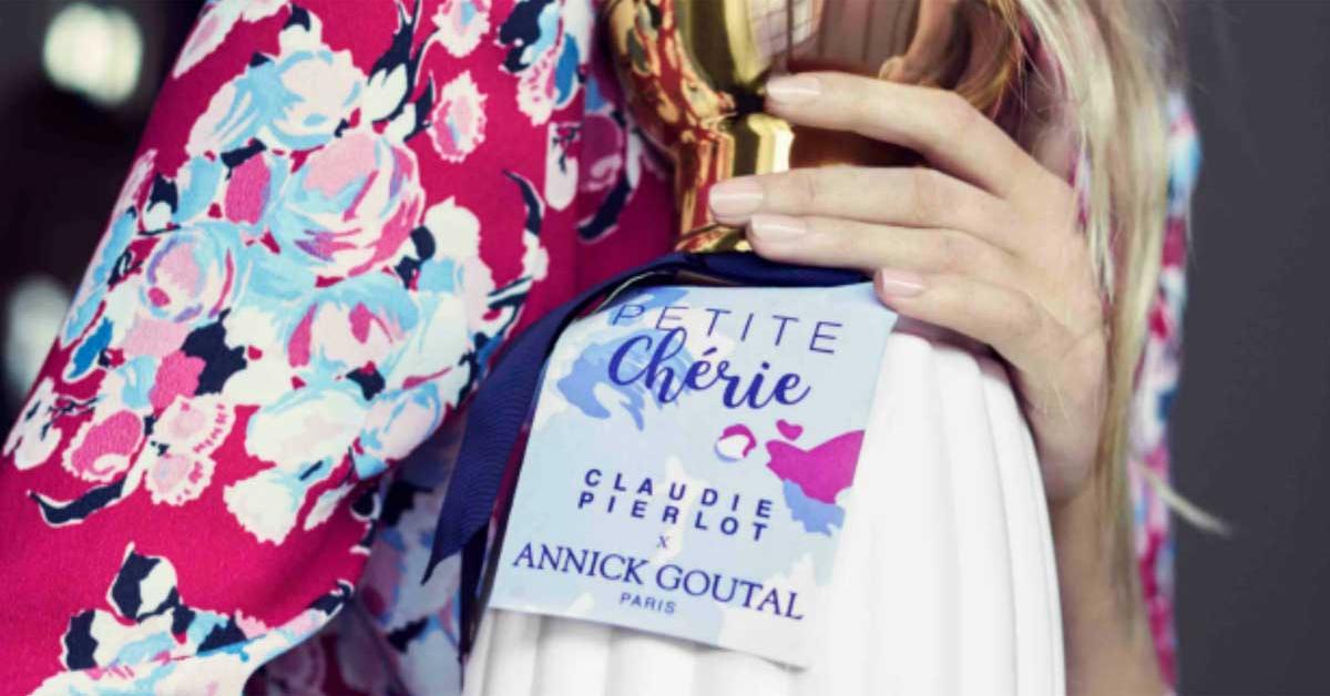 Claudie Pierlot x Annick Goutal Petite Chérie Limited Edition ...