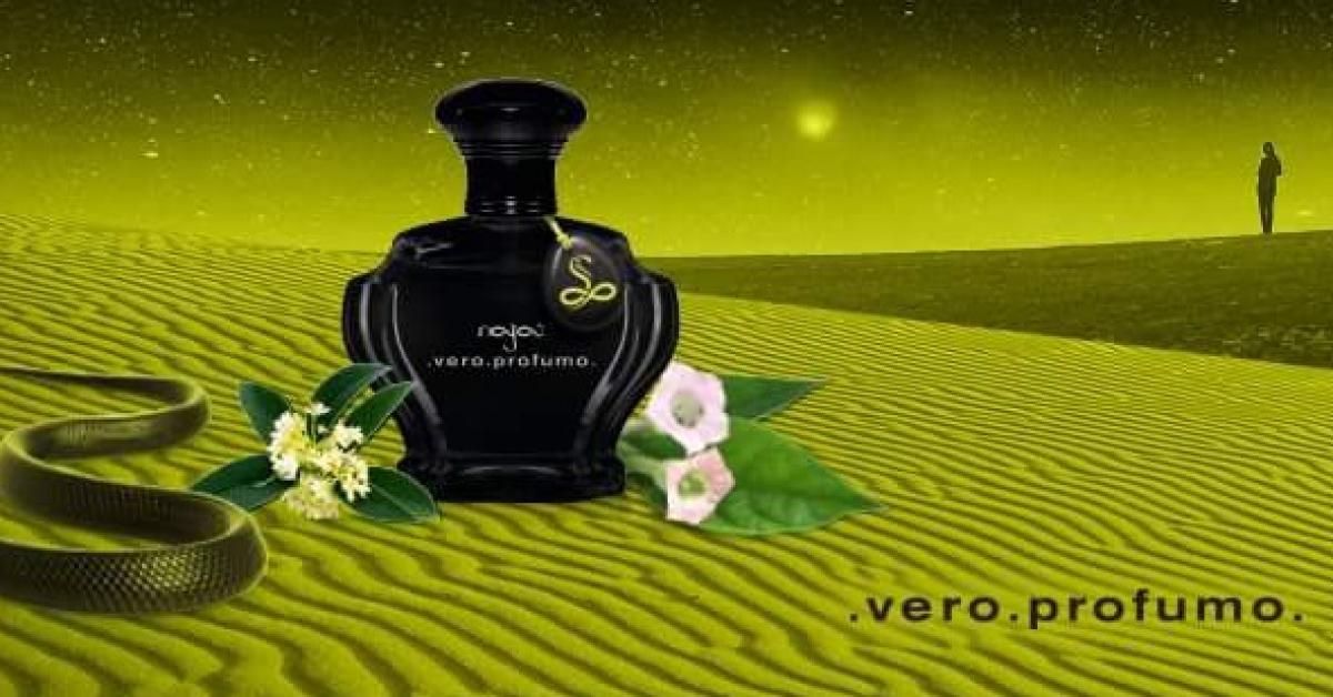 NAJA: юбилейный аромат vero.profumo ~ Обзоры ароматов