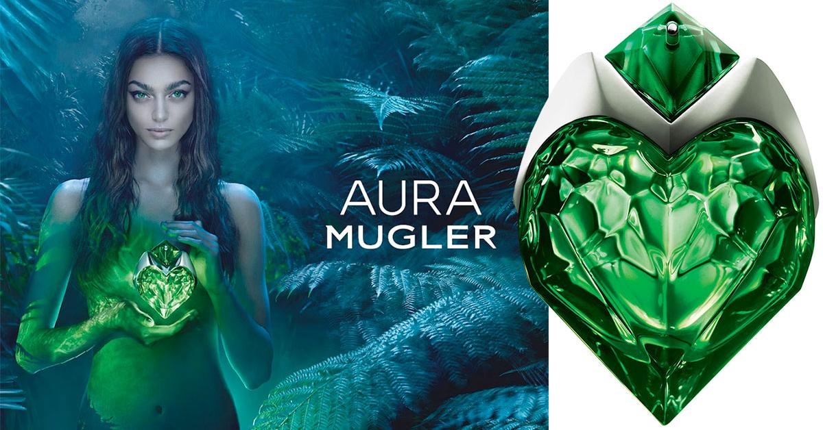Духи Aura от Thierry Mugler рекомендации