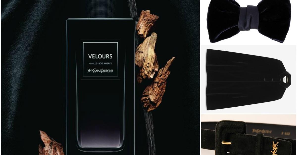 Ночная накидка Velours Yves Saint Laurent ~ Обзоры ароматов