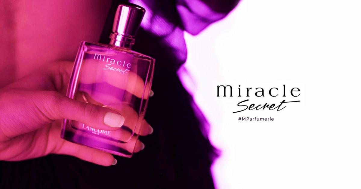 Lancome Miracle Secret ~ Новые ароматы