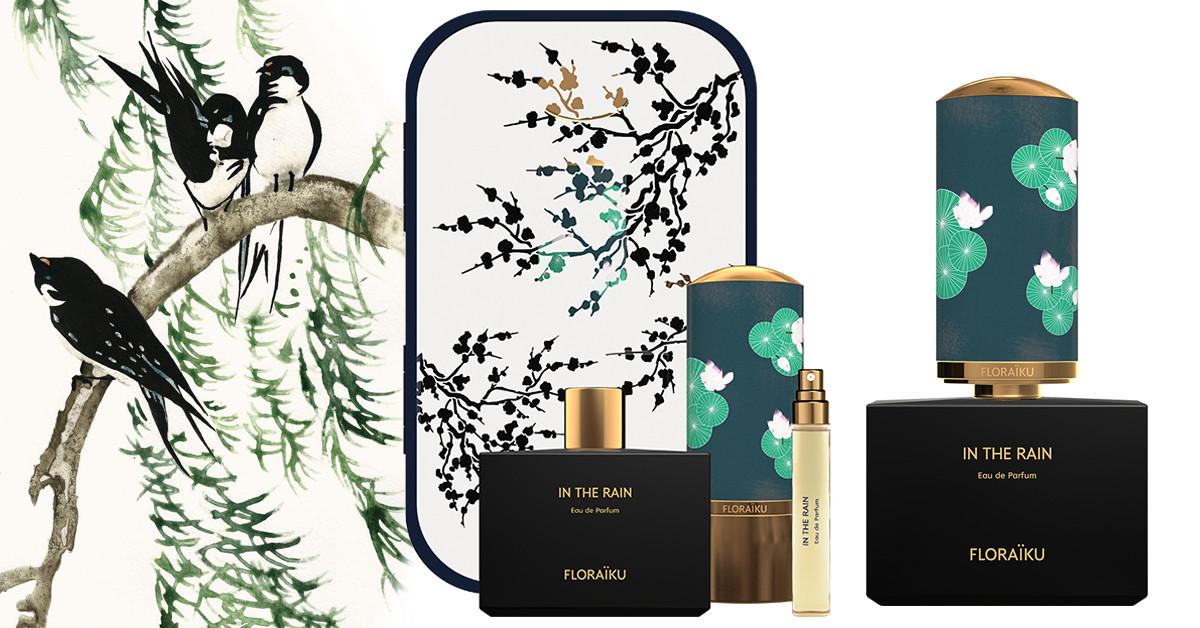 Floraïku In The Rain ~ Нишевые ароматы